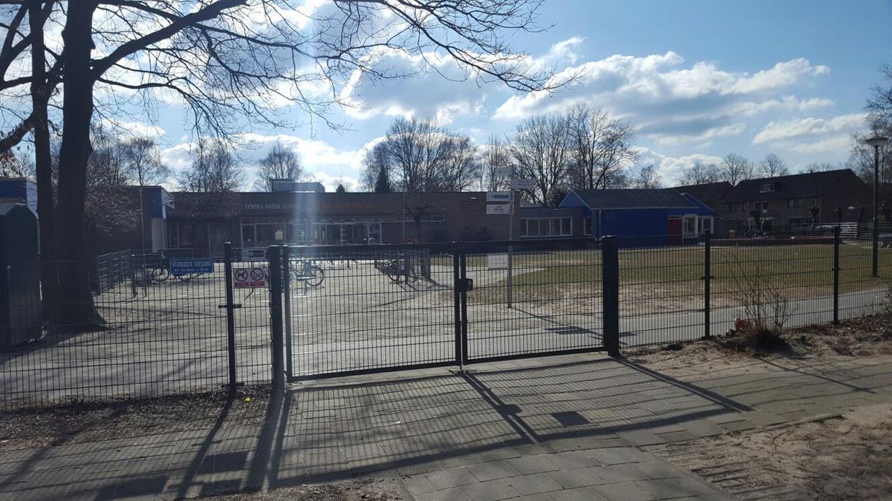 De Wentelwiek zonder verwarming: kinderen naar huis gestuurd
