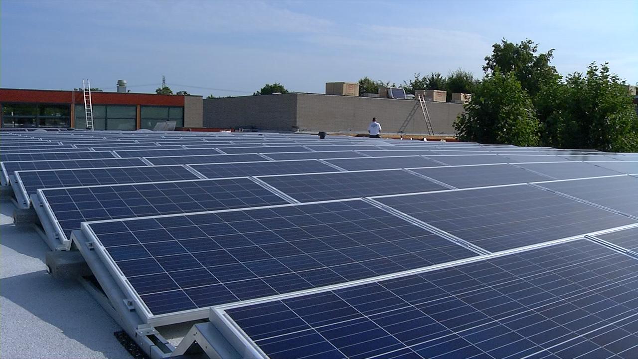 Regionaal project: Zonnepanelen voor 7000 woonhuizen