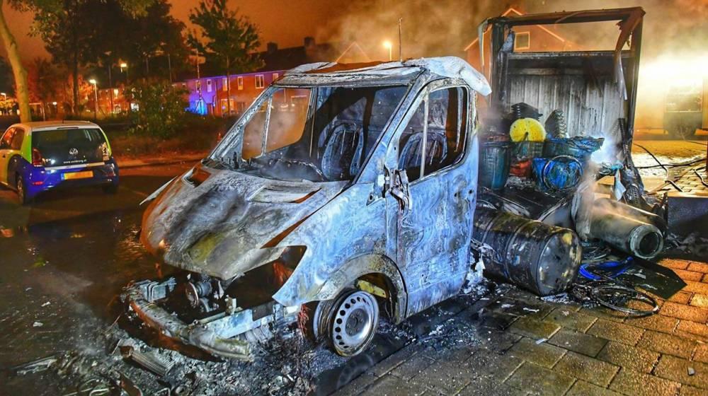 Gemeente draait op voor opruimen drugsafval Offenbachlaan: 40.000 euro