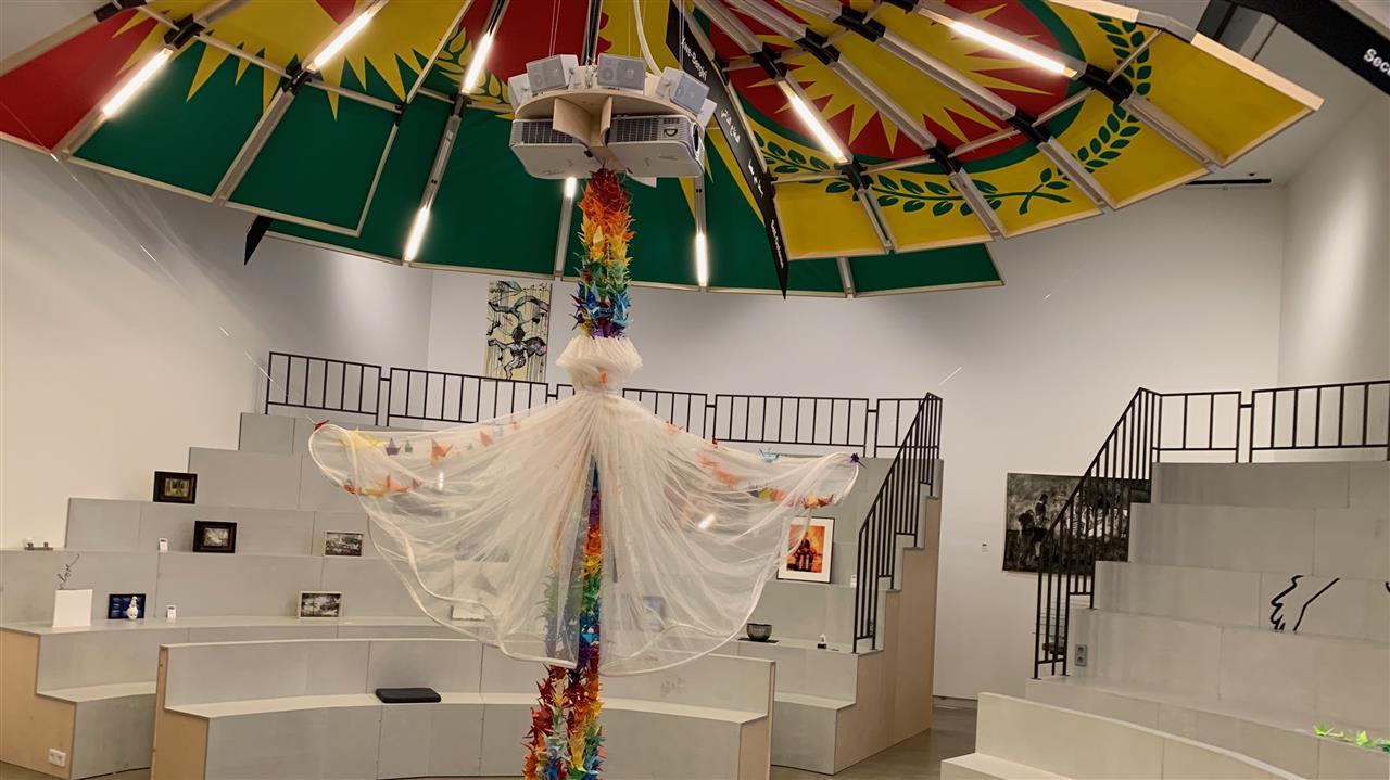 Expositie van Eindhovense kunstenaars