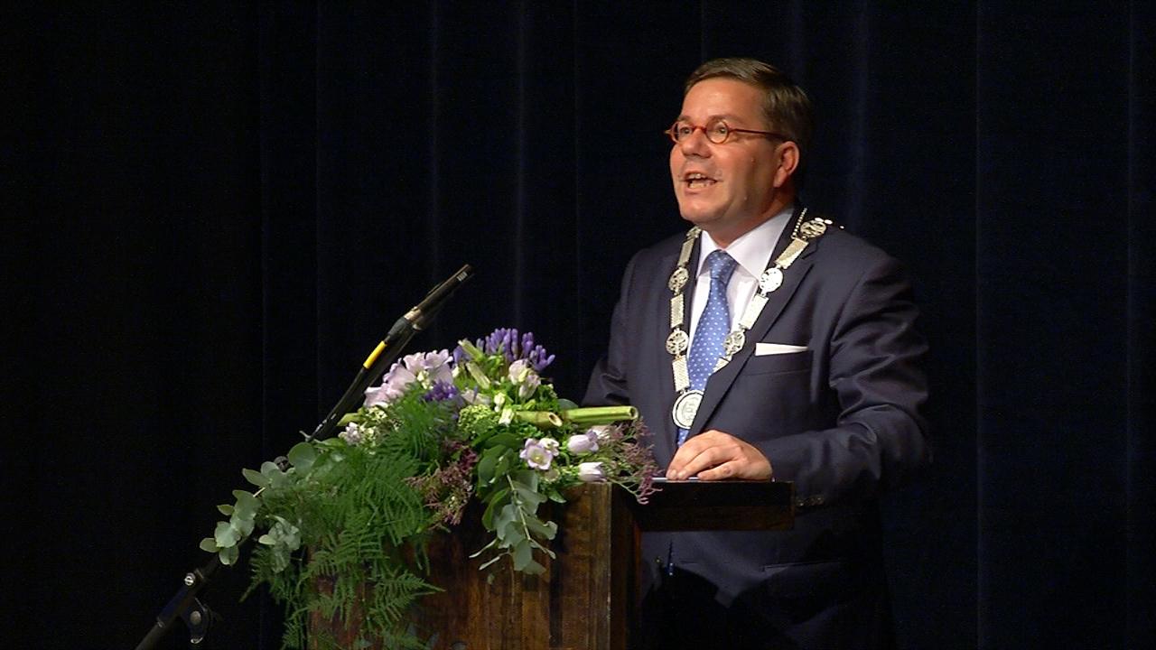 Burgemeester Link stapt op