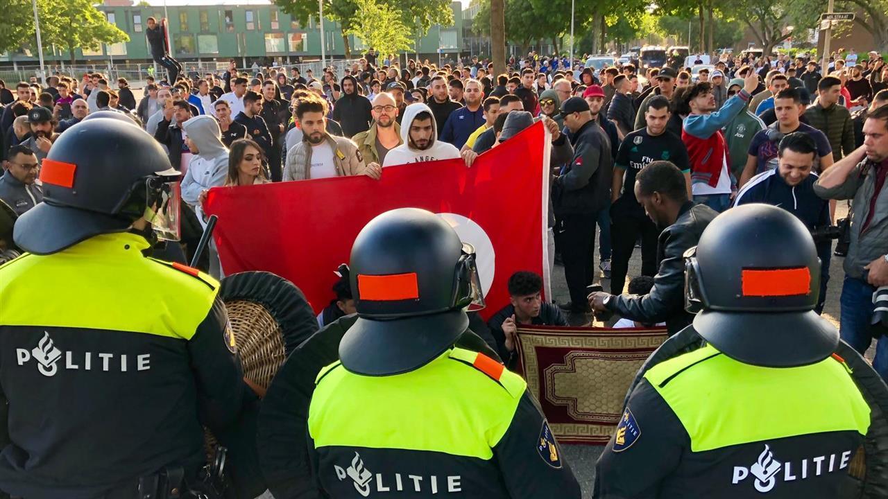 PvdA: 'Geen nieuwe Pegida-demonstratie in Eindhoven'